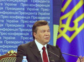Виктор Янукович, фото Киева еврейского