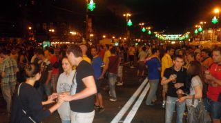 ЕВРО-2012, фото Киев еврейский