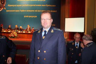 Прокурор Львовской области Олег Василенко, фото Киев еврейский