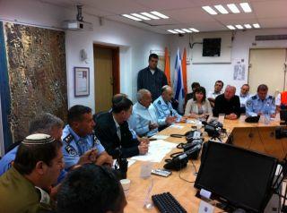 пресс-тур, Юг Израиля