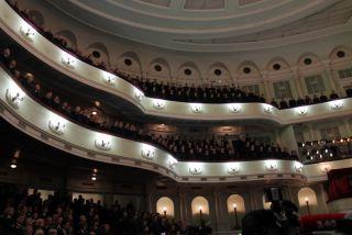 Совещание под руководством Президента Украины, фото Киев еврейский
