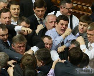 партия Свобода в ВР