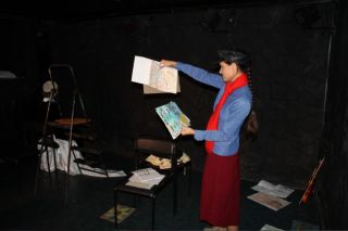 Еврейский театр. Марк Шагал, фото Киев еврейский