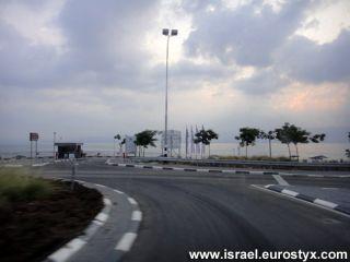 автотрасса Израиль