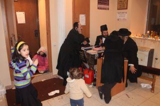 Хасиды-паломники, фото Киев еврейский