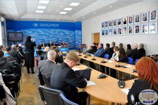 Пресс-конференция в УКРИНФОРМе