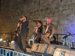 Фестиваль в Иерусалиме, фото Киев еврейский