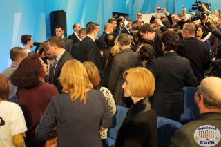 Пресс-конференция Януковича, фото Киев еврейский