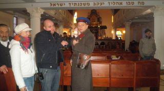 съемки фильма, фото Киев еврейский
