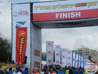 Международный марафон, Иерусалим, фото Киев еврейский