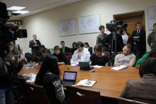 МИД, брифинг 20 ноября, фото Киев еврейский
